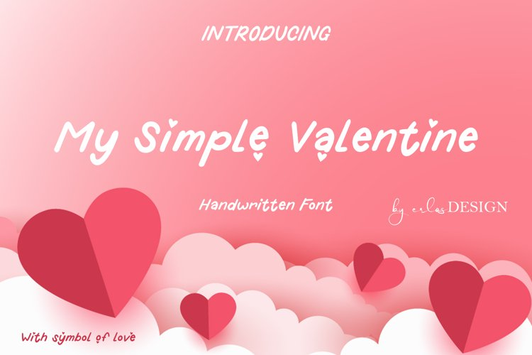 My Simple Valentine example image 1
