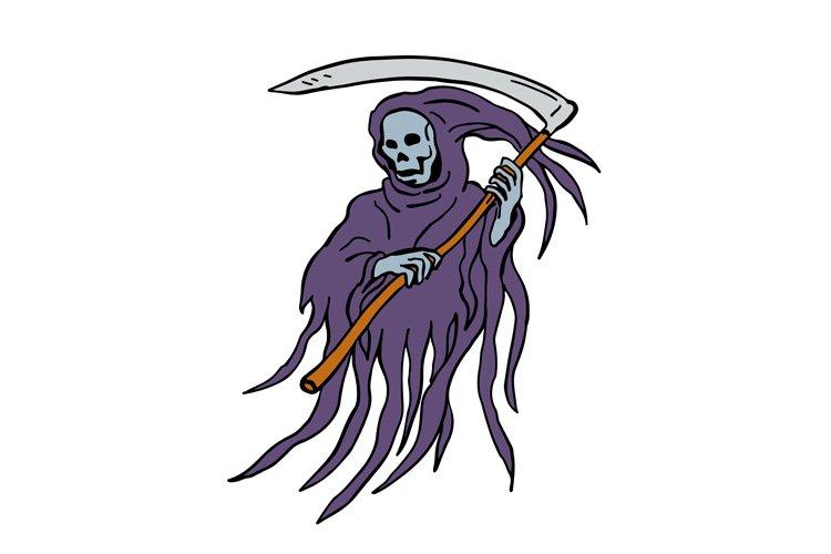 Grim Reaper Drawing example image 1