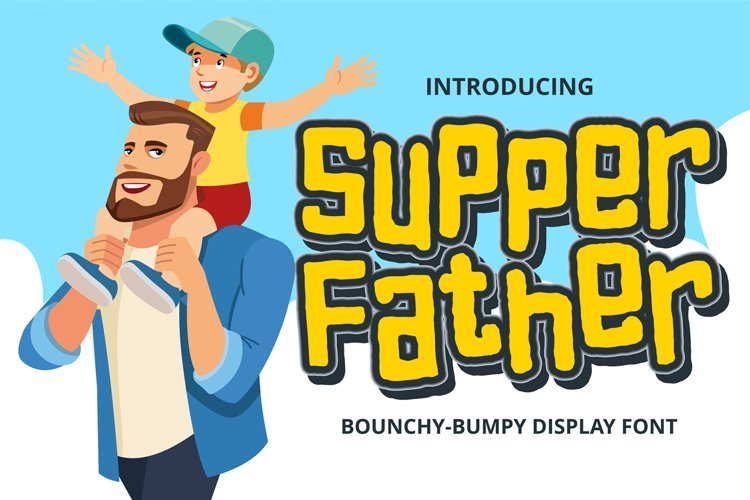 Supper Father example image 1