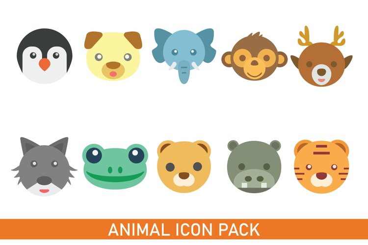 Animal Icon Pack example image 1