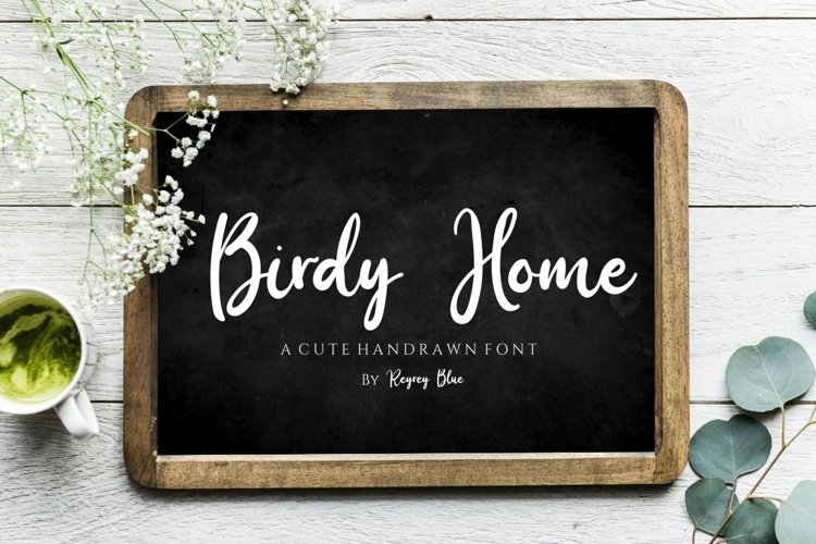 Birdy Home example image 1