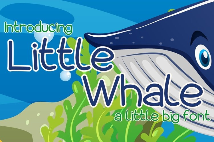 Little Whale example image 1