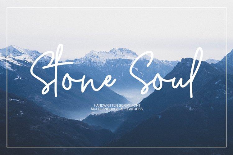 Stone Soul example image 1