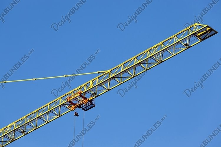 one construction metal crane example image 1