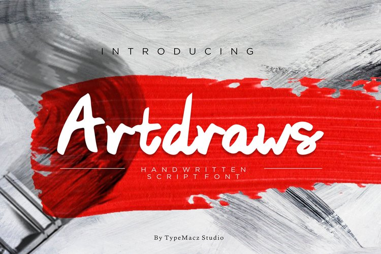 Artdraws Font