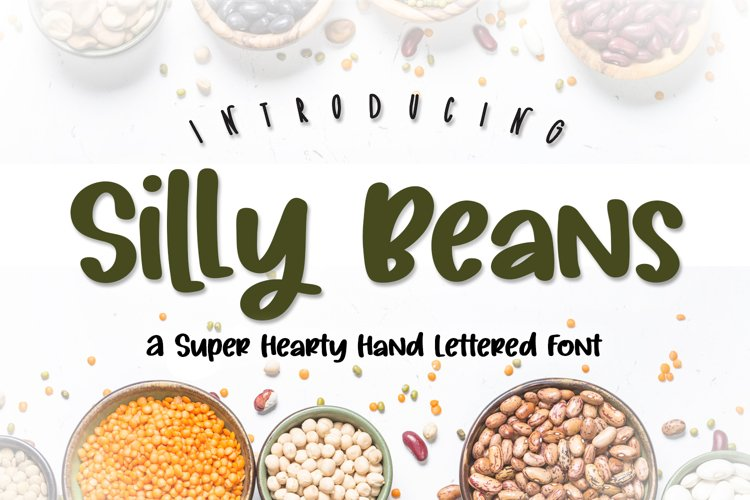 Silly Beans example image 1