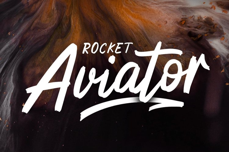 Rocket Aviator example image 1