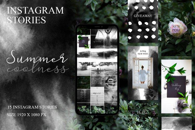 Summer coolness - 15 instagram stories