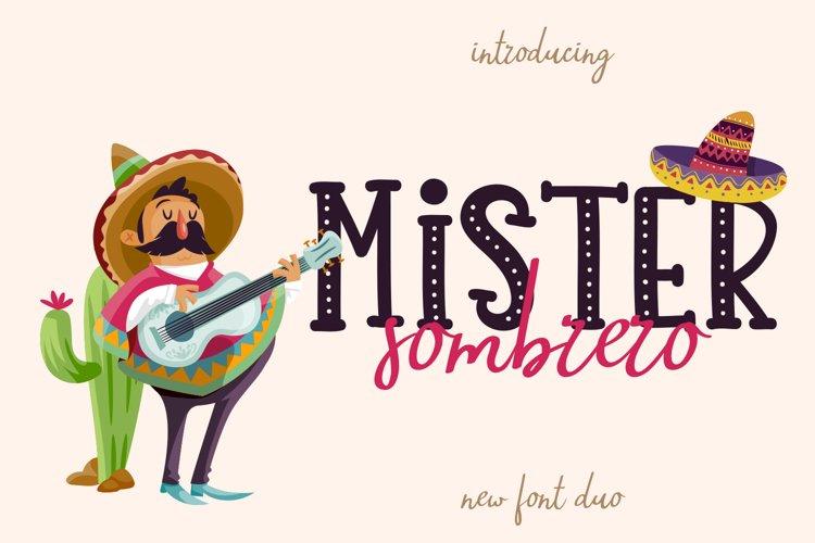 Mister Sombrero example image 1