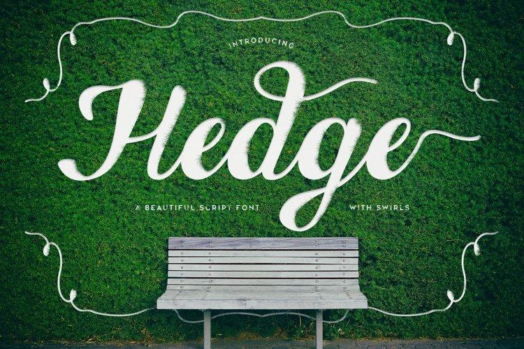 Hedge example image 1