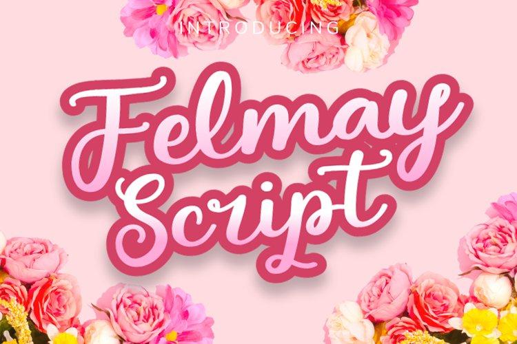 Felmay Script example image 1