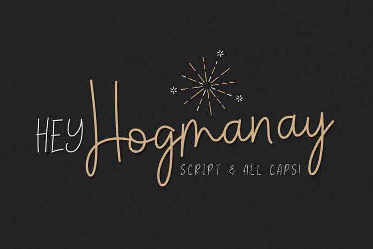 Hey Hogmanay example image 1