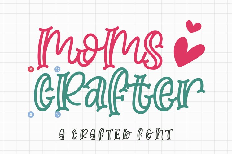 Moms Crafter example image 1