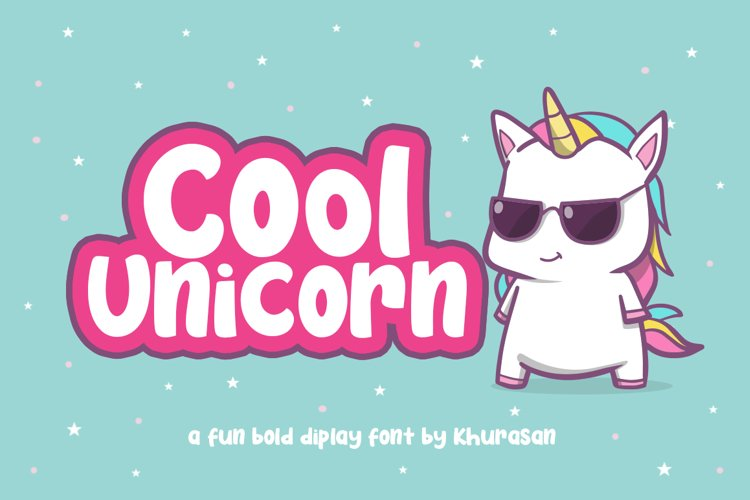 Cool Unicorn example image 1