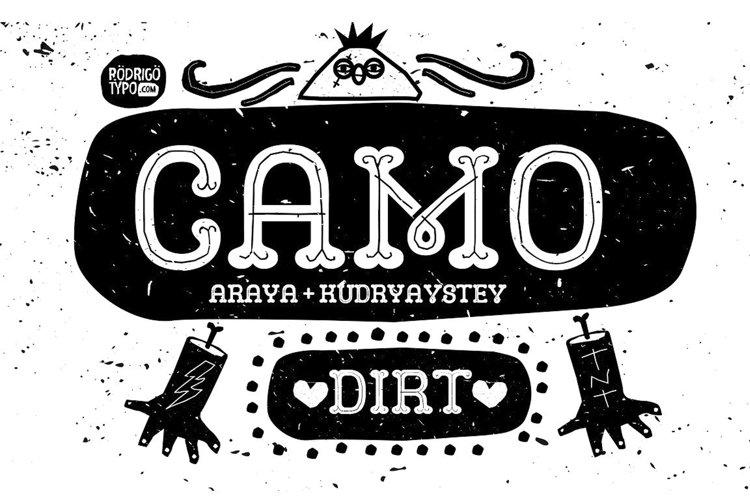 Camo Dirt example image 1