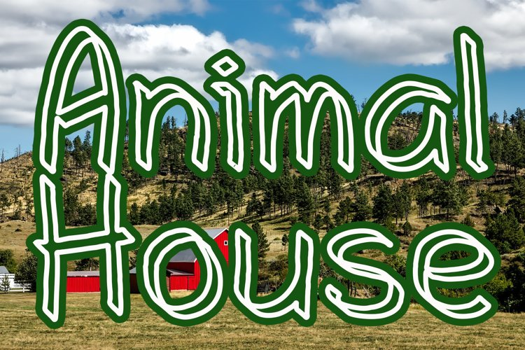 Animal House example image 1