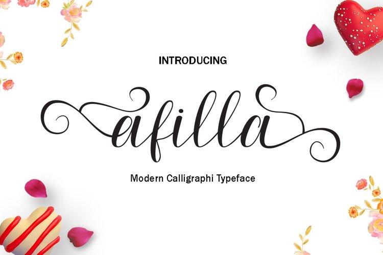 Afilla example image 1