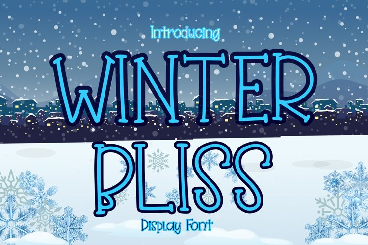 Winter Bliss example image 1