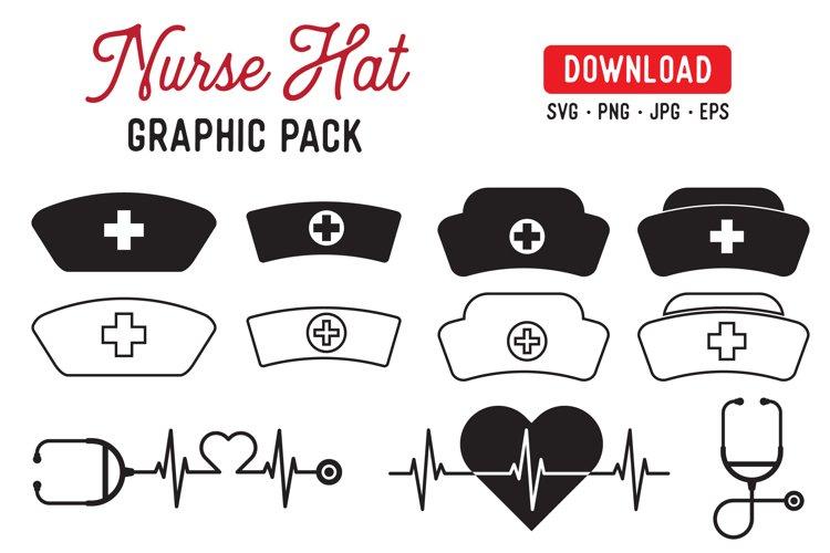 Nursing Hat Graphic Pack
