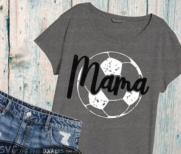 Soccer Mom svg,soccer Mama svg,soccer svg, soccer mom 109SV example image 1