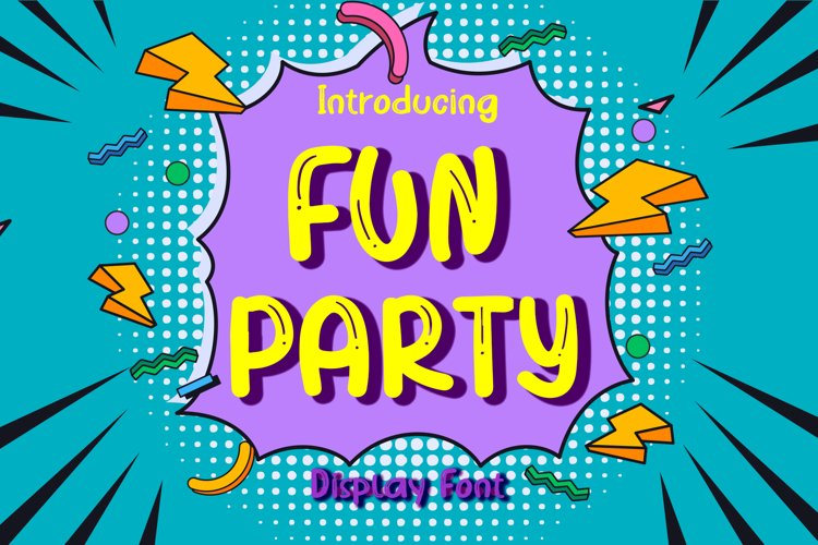 Fun Party example image 1