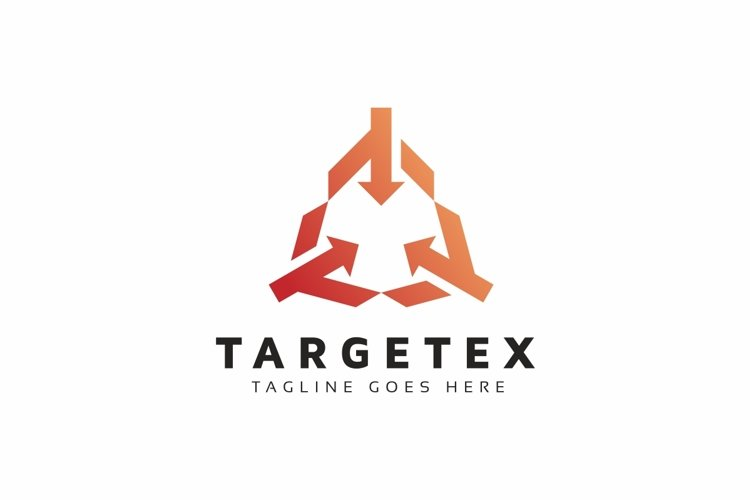 Target Arrows Logo example image 1