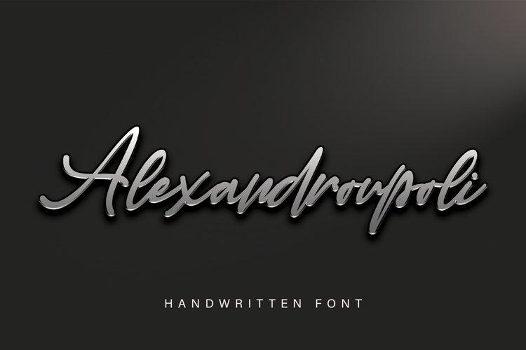 Alexandroupoli example image 1