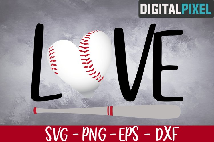 Download Baseball Love Svg Png Eps Baseball Mom Svg Softball Svg 501778 Svgs Design Bundles