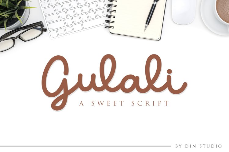 Gulali - a sweet script example image 1