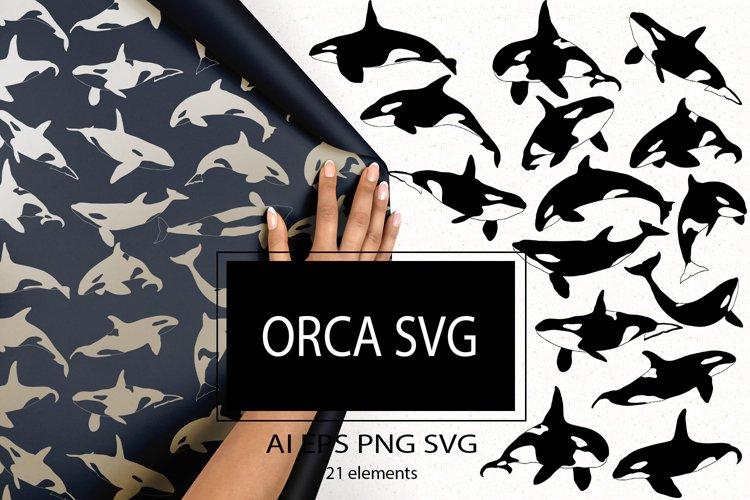 Orca SVG