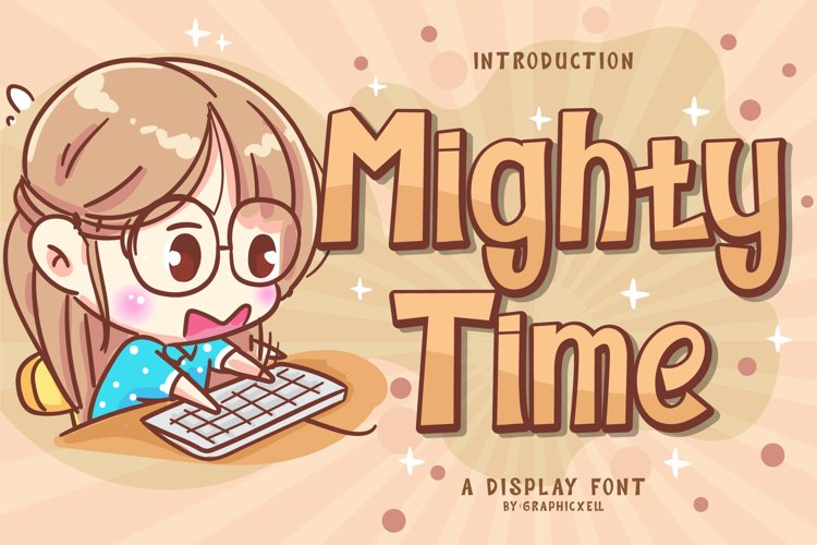 Mighty Time example image 1