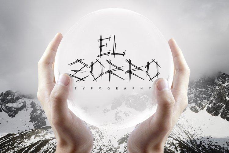 El Zorro example image 1