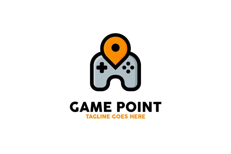 Game Point Logo example image 1