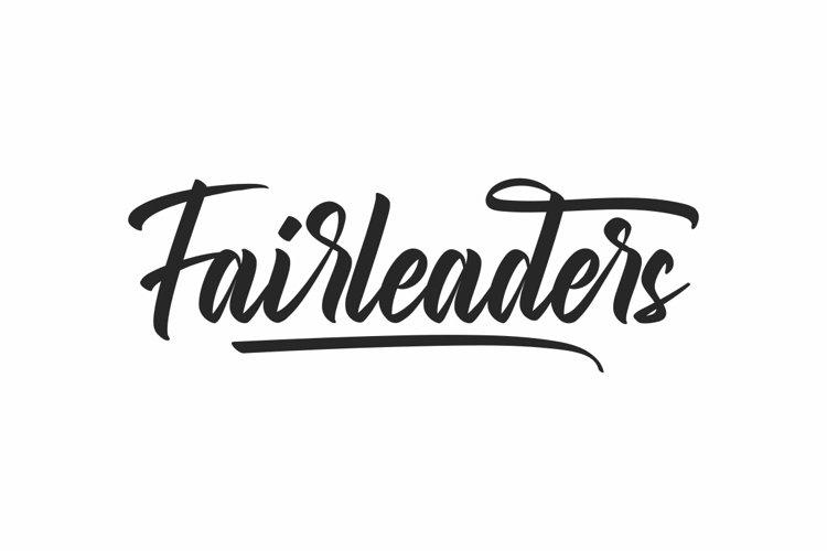 Fairleaders example image 1