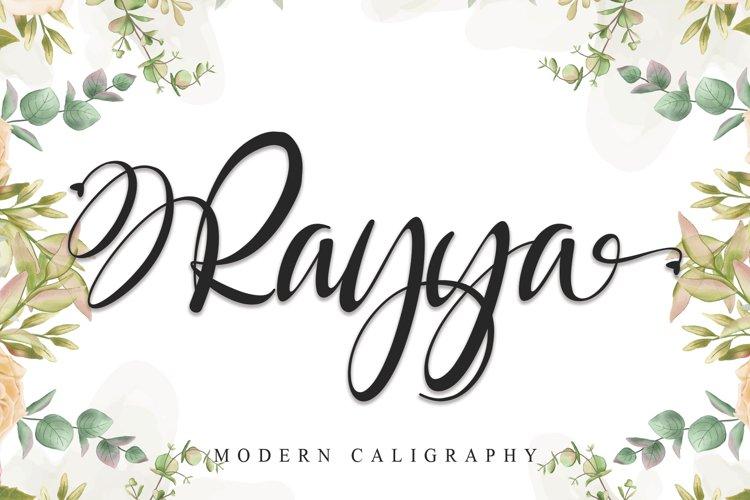 Rayya example image 1