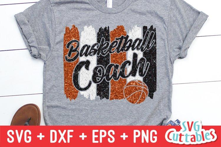 Basketball SVG | Basketball Coach SVG | Shirt Design