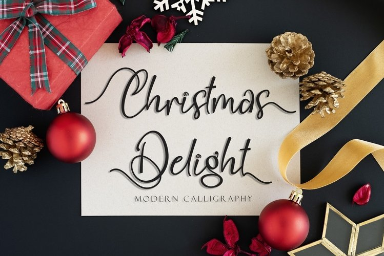 Christmas Delight example image 1