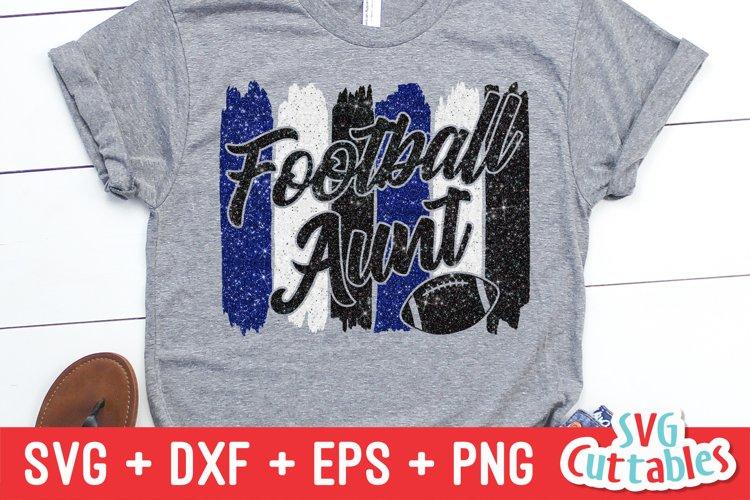 Football SVG | Football Aunt | Shirt Design