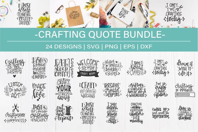 Crafting SVG Bundle design set example image 1