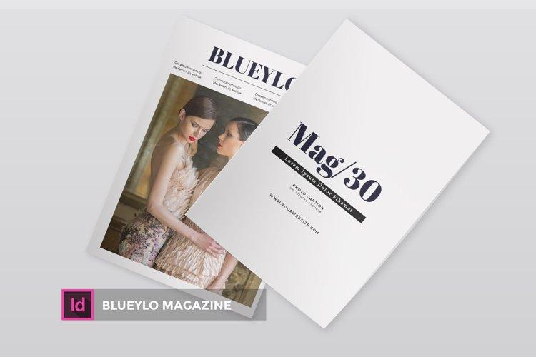 Blueylo   Magazine example image 1