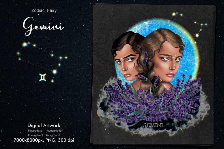 Zodiac Fairy Gemini example image 1