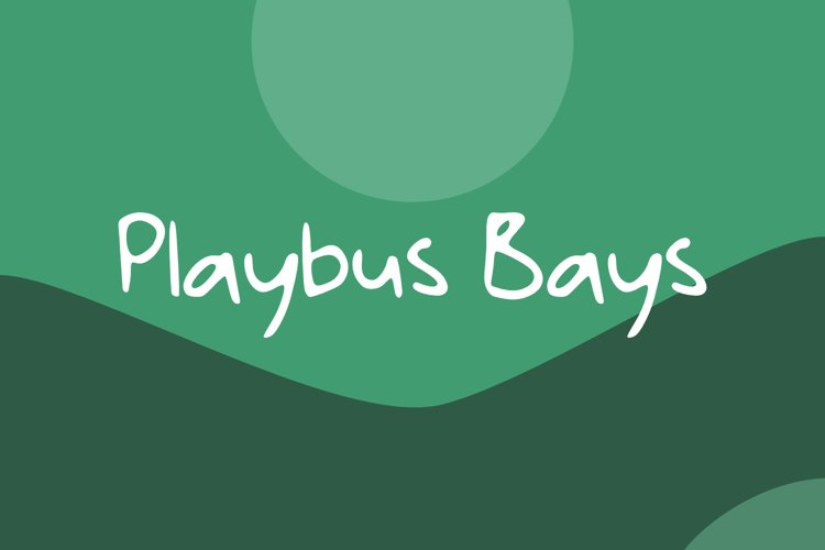Playbus Bays example image 1