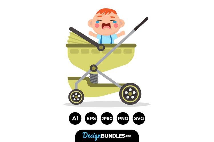 New Baby Illustrations