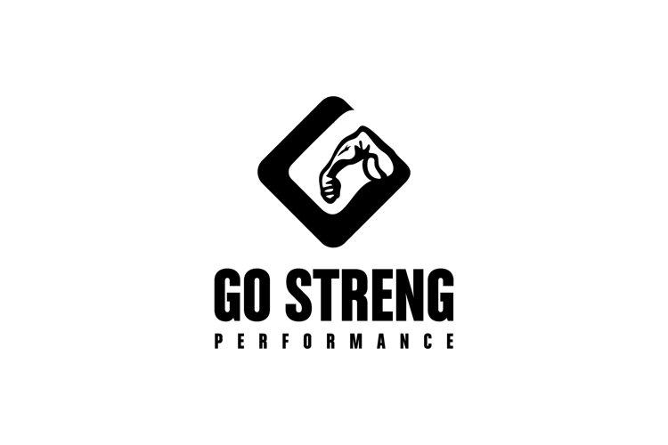 G fitness logo example image 1