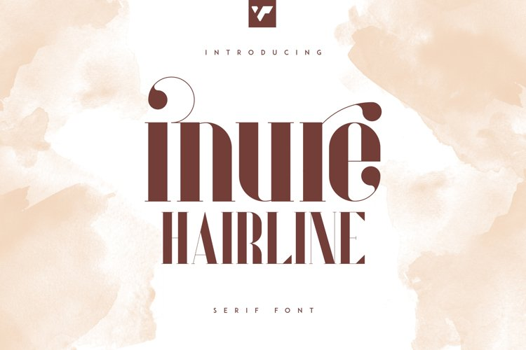 Inure - Serif Hairline example image 1