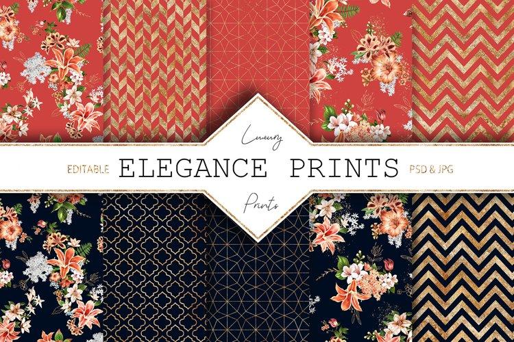 Elegance| flowers vintage blossom example image 1