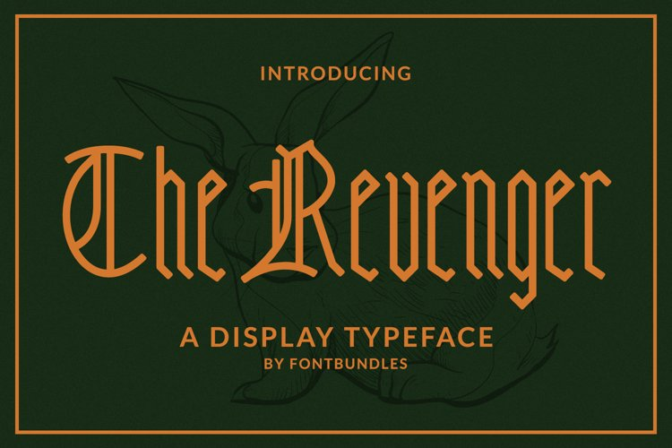The Revenger example image 1