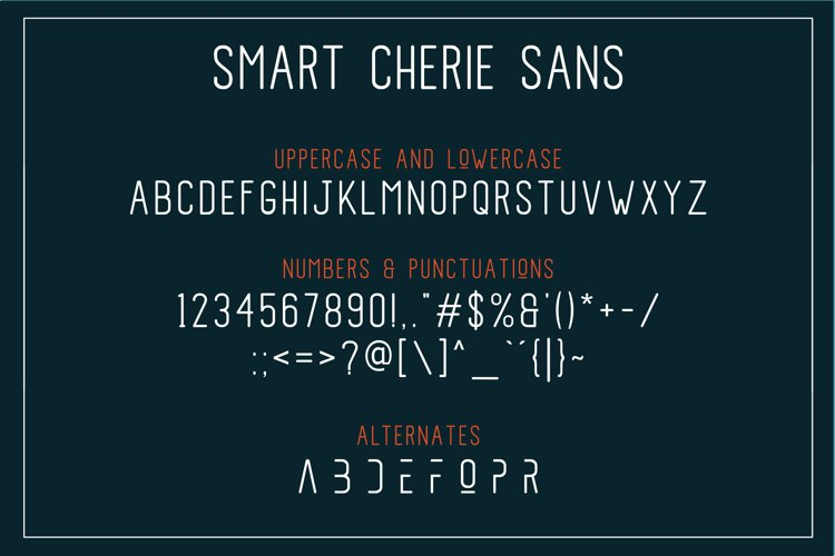 Smart Cherie Duo example image 1