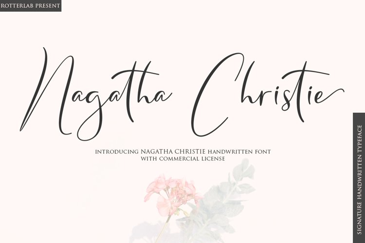 Nagatha Christie example image 1