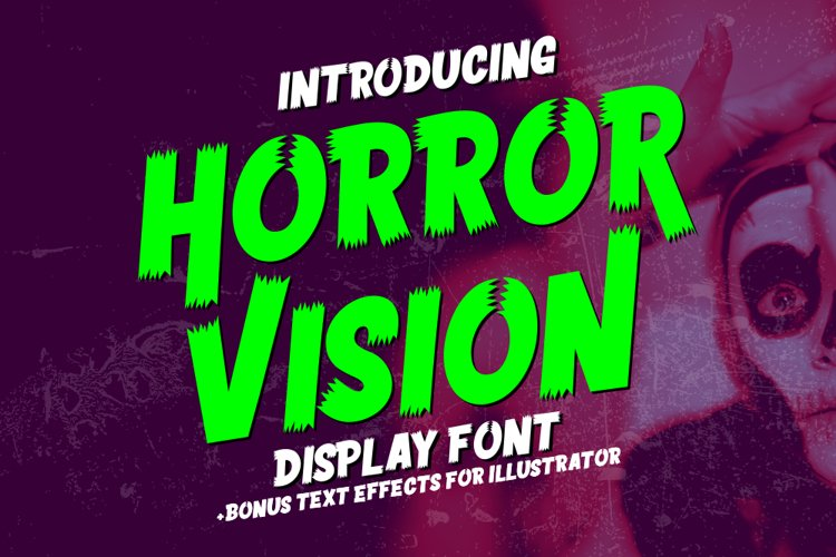 HORROR VISION example image 1